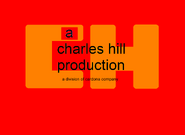 Charles Hill Productions 1968-1974 Logo