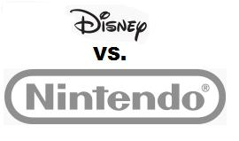 Disney vs. Nintendo