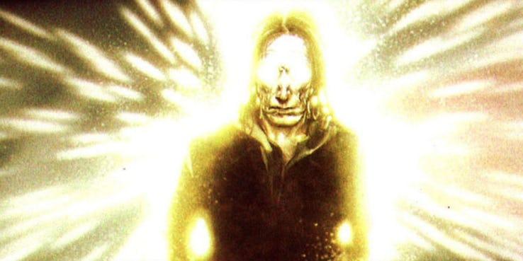 Deus the LightMaker