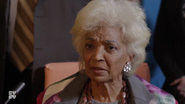 Nichelle Nichols as Secretary General Starr in Sharknado 5 (3)