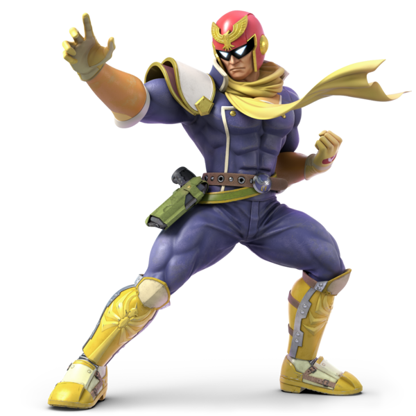 Captain Falcon (M.U.G.E.N Trilogy)