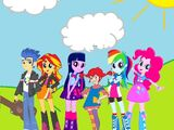 Pippi & Equestria Girls
