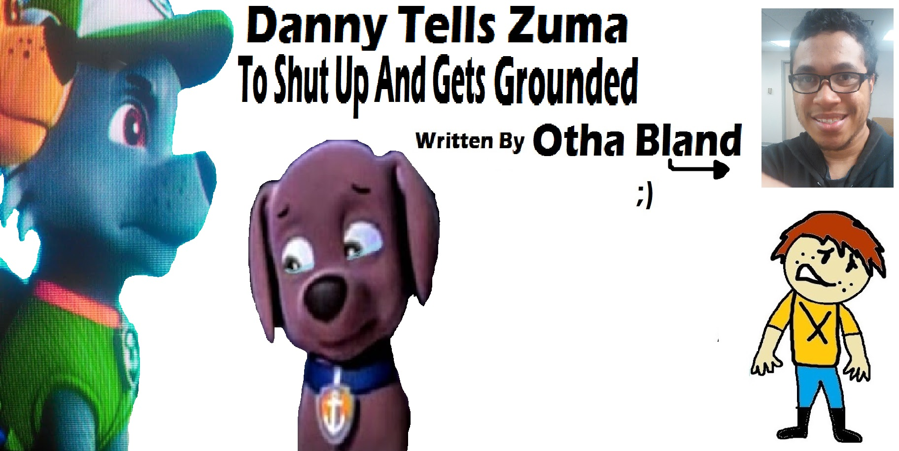 Danny Tells Zuma To Shut Up And Gets Grounded