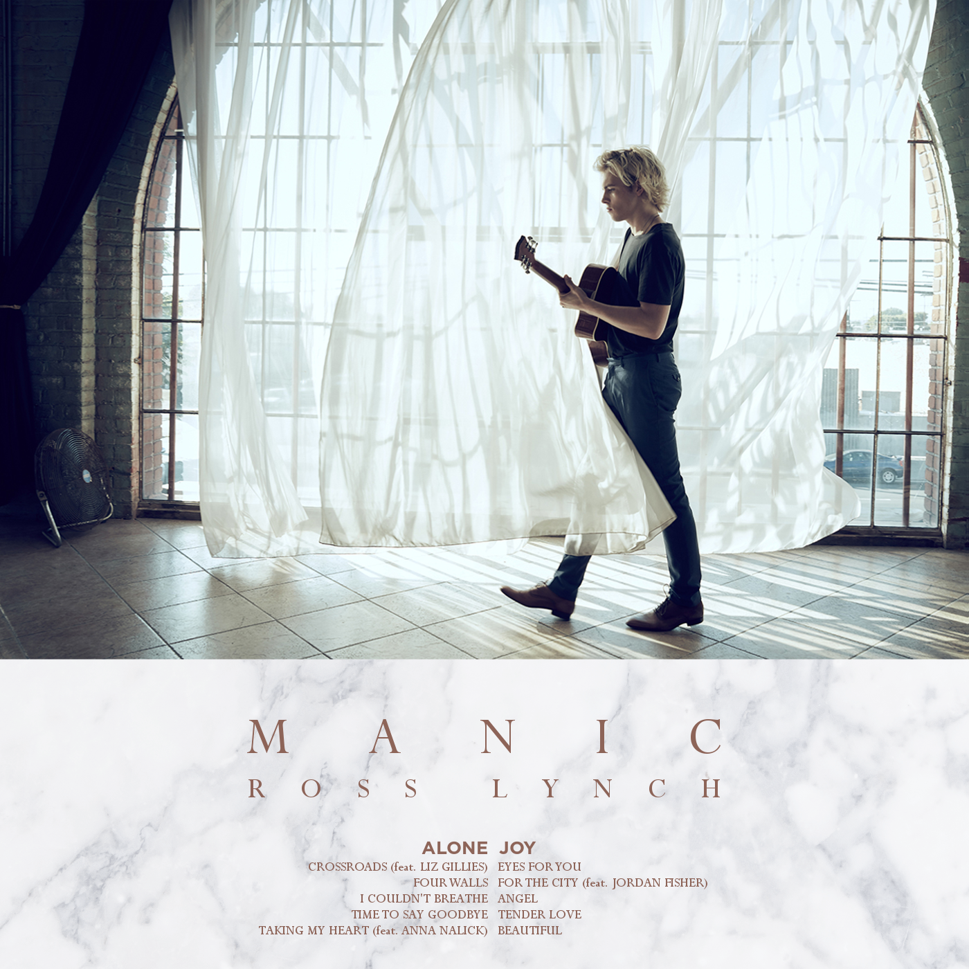 Manic (Ross Lynch album)