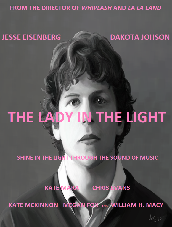The Lady in the Light