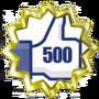 500 E's, Where E=Edits