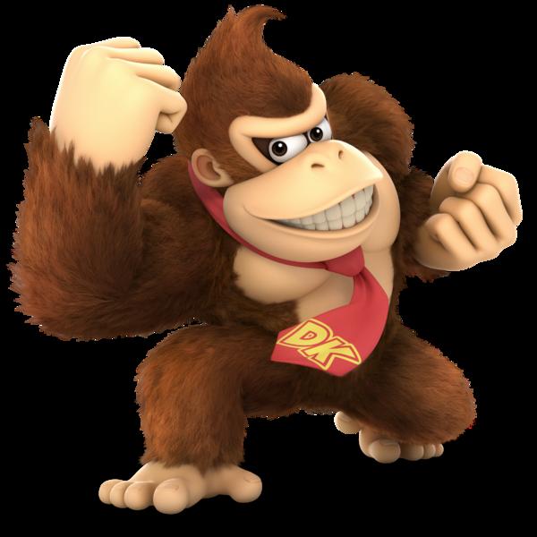 Donkey Kong (M.U.G.E.N Trilogy)