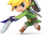 Toon Link (M.U.G.E.N Trilogy)