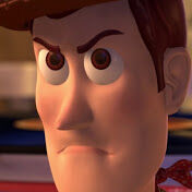 Angry Woody