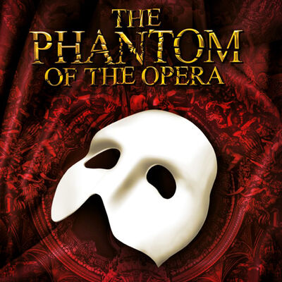 The Phantom Of The Opera UK Tour Birmingham Hippodrome 2013 Earl Carpenter Katie Hall Set Chandelier Andrew Lloyd Webber Her Majestys The.jpg
