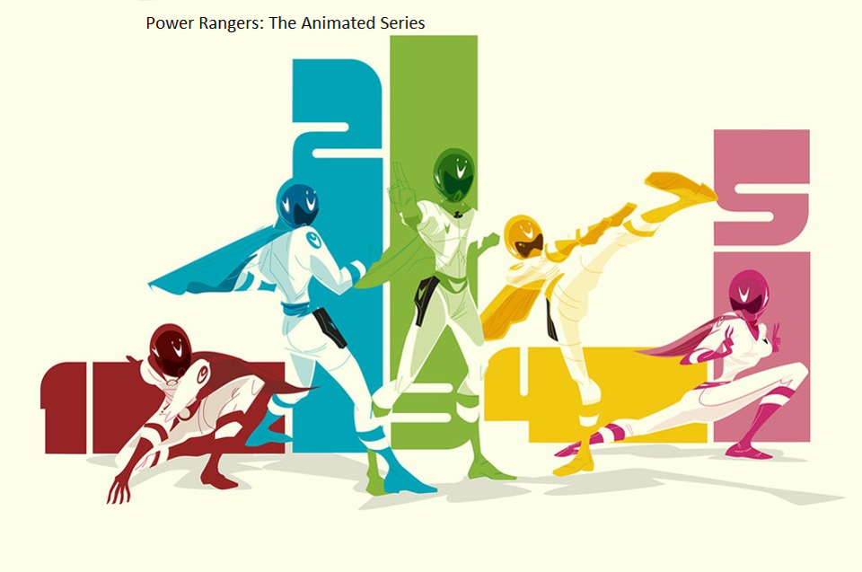 Power Rangers: The Animated Series
