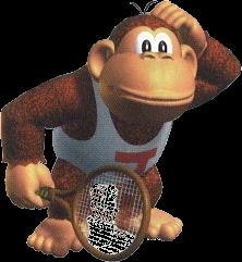 Donkey Kong Jr. (M.U.G.E.N Trilogy)