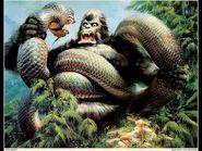 King Kong the Ruins of Doom