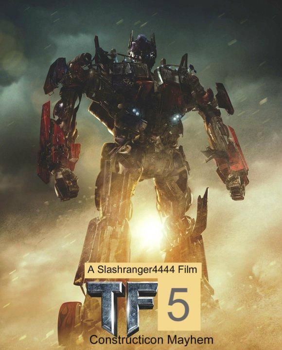Transformers: Constructicon Mayhem