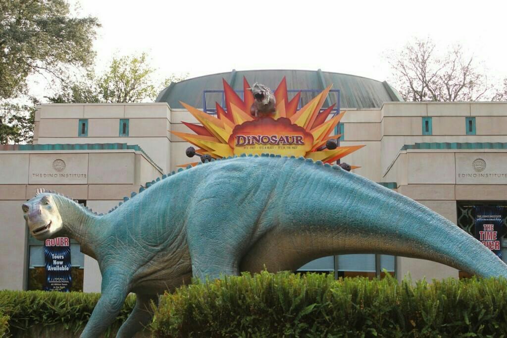 Dinosaur (Disney's California Adventure)