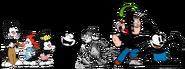 Buddy studios respective mascots by appleberries22 des26cd-fullview