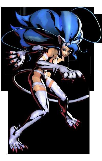 Felicia (M.U.G.E.N Trilogy)