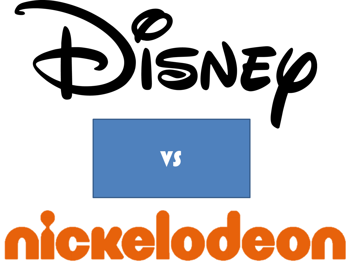 Disney Vs Nickelodeon