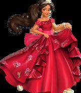Princess Elena Alternate Brawl