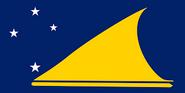 Tokelau flag