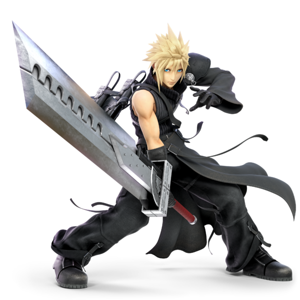 Cloud Strife (M.U.G.E.N Trilogy)