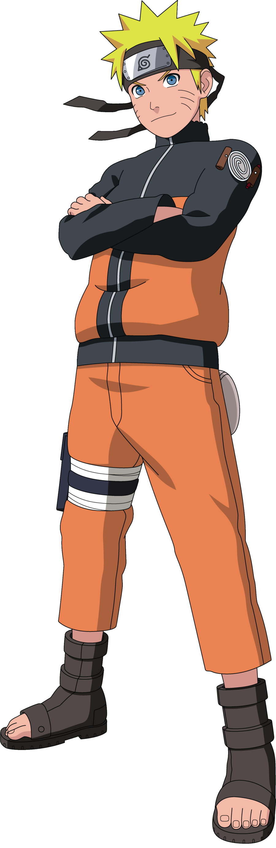 Naruto (M.U.G.E.N Trilogy)