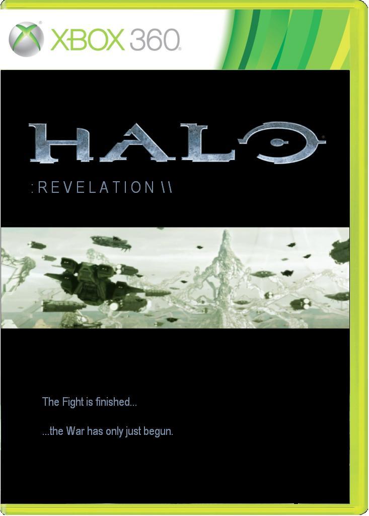 Halo: Revelation