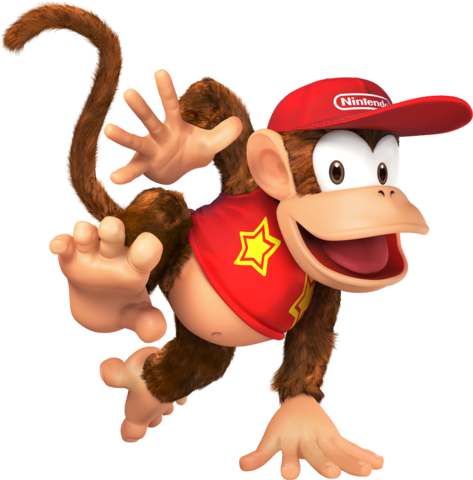 Diddy Kong (SSB4NS)