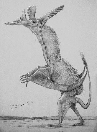 Psudeopterosaur