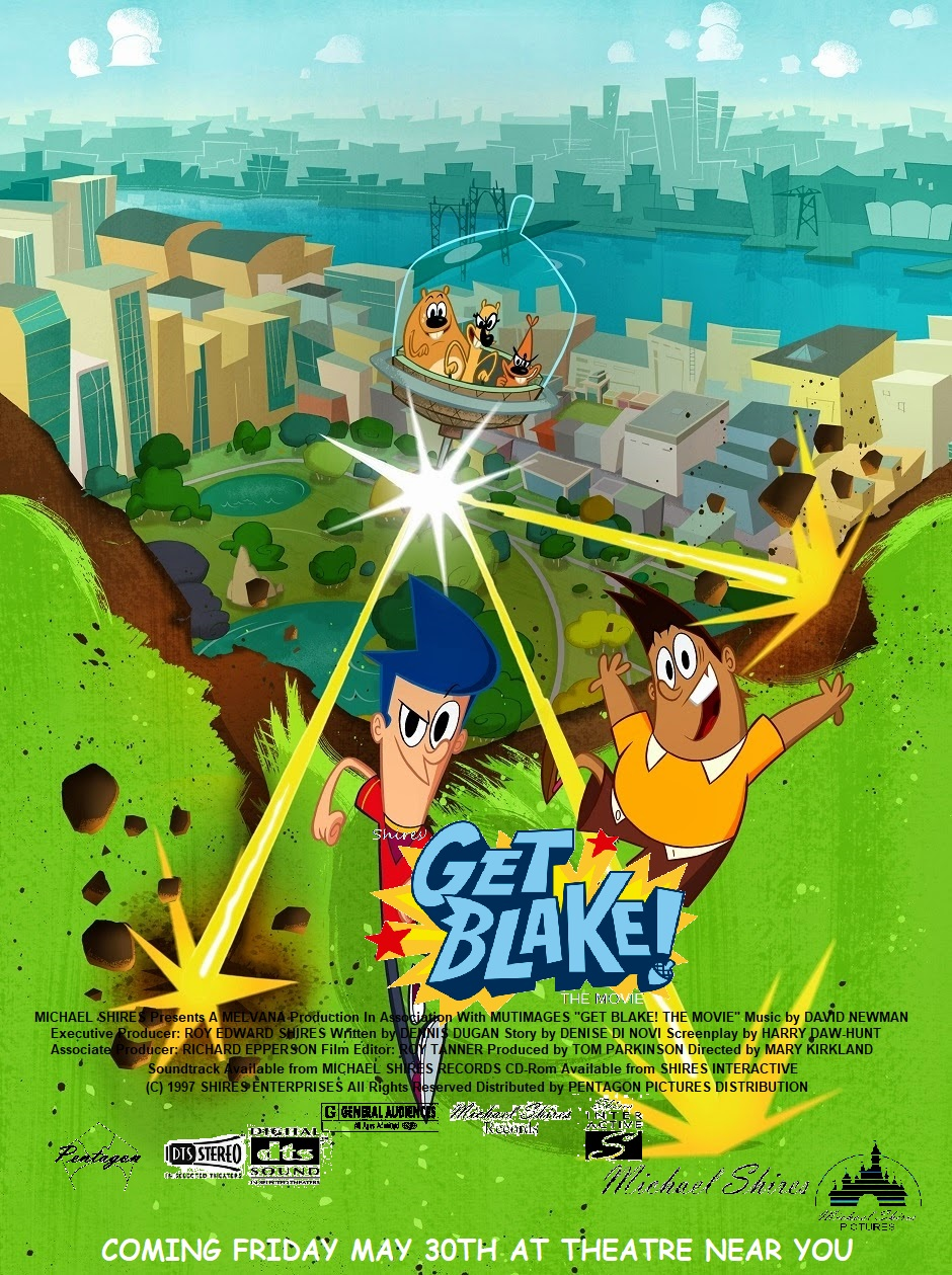Get Blake! The Movie