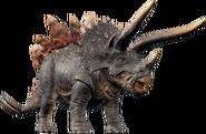 Stegoceratops Jurassic World Evolution