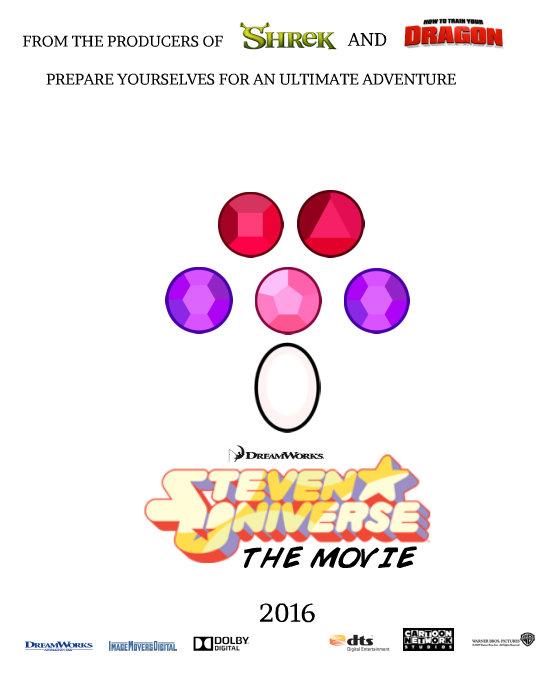 Steven Universe The Movie (Mirlinda Rica's Idea)