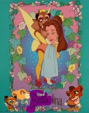 Bellelina (Princess Belle Style) Poster.jpg