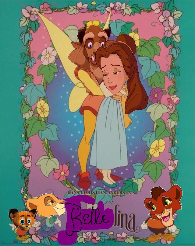 Bellelina (Princess Belle Style)