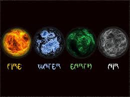 Water Fire Earth Air