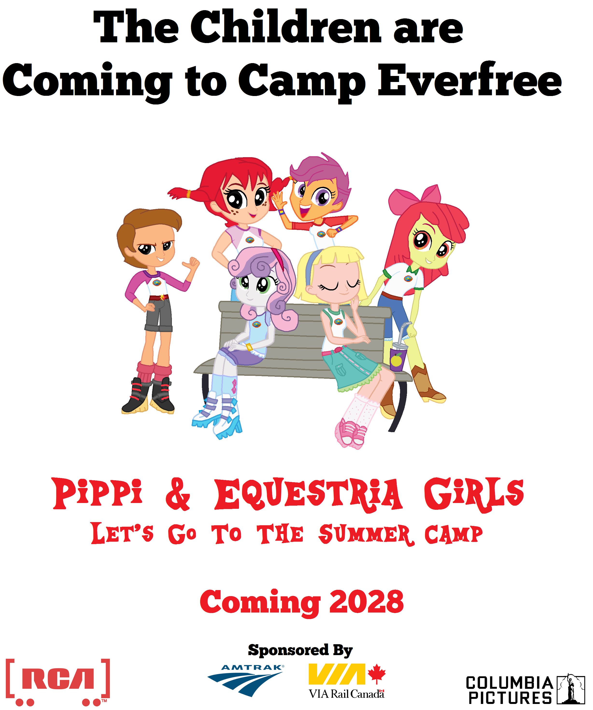 Pippi & Equestria Girls: Let's Go to the Summer Camp
