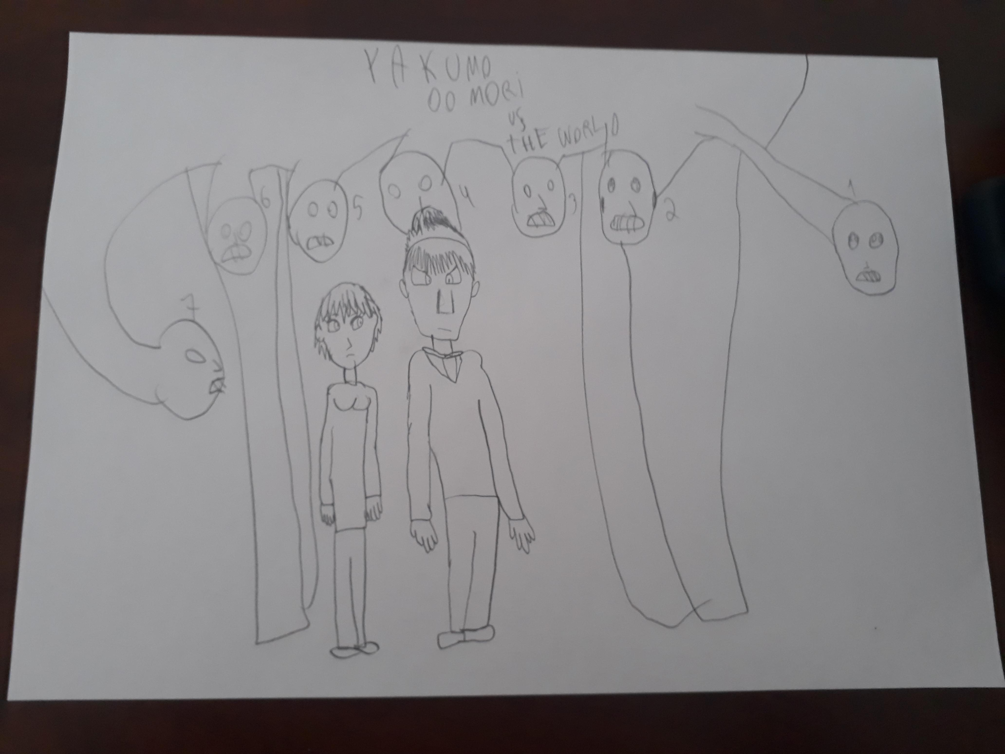 Dinolandia : Yakumo Oomori vs the world