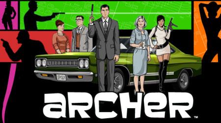 Archer (Live-action film)