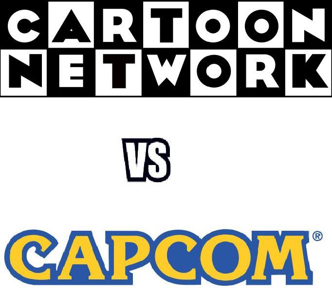 Cartoon Network vs Capcom