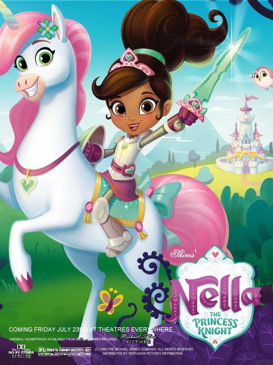 Nella the Princess Knight The Movie
