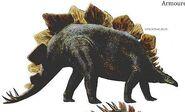 Stegosaurus-A+ Gallery 258