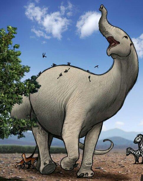 Elephasosaurus