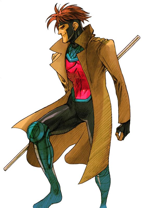 Gambit (M.U.G.E.N Trilogy)