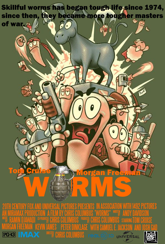 Worms: The Movie