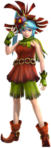 Skull Kid Outfit
