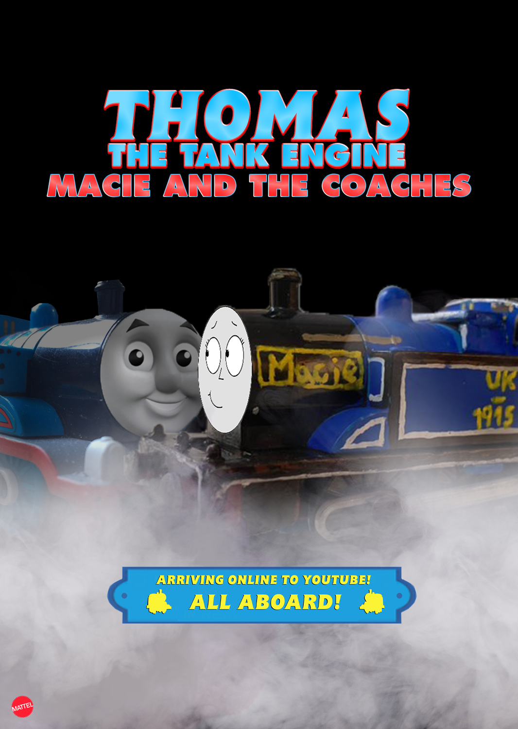 Thomas the Tank Engine: Macie and the Coaches