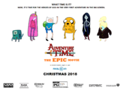 Adventure Time the Epic Movie poster.png