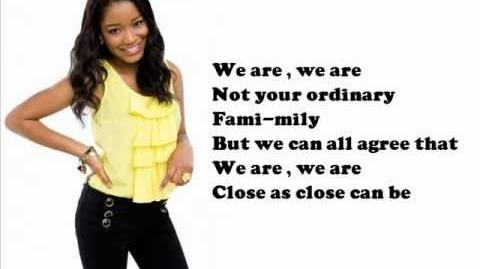 Keke Palmer - We Are Lyrics