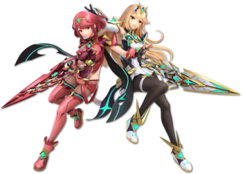 With Pyra