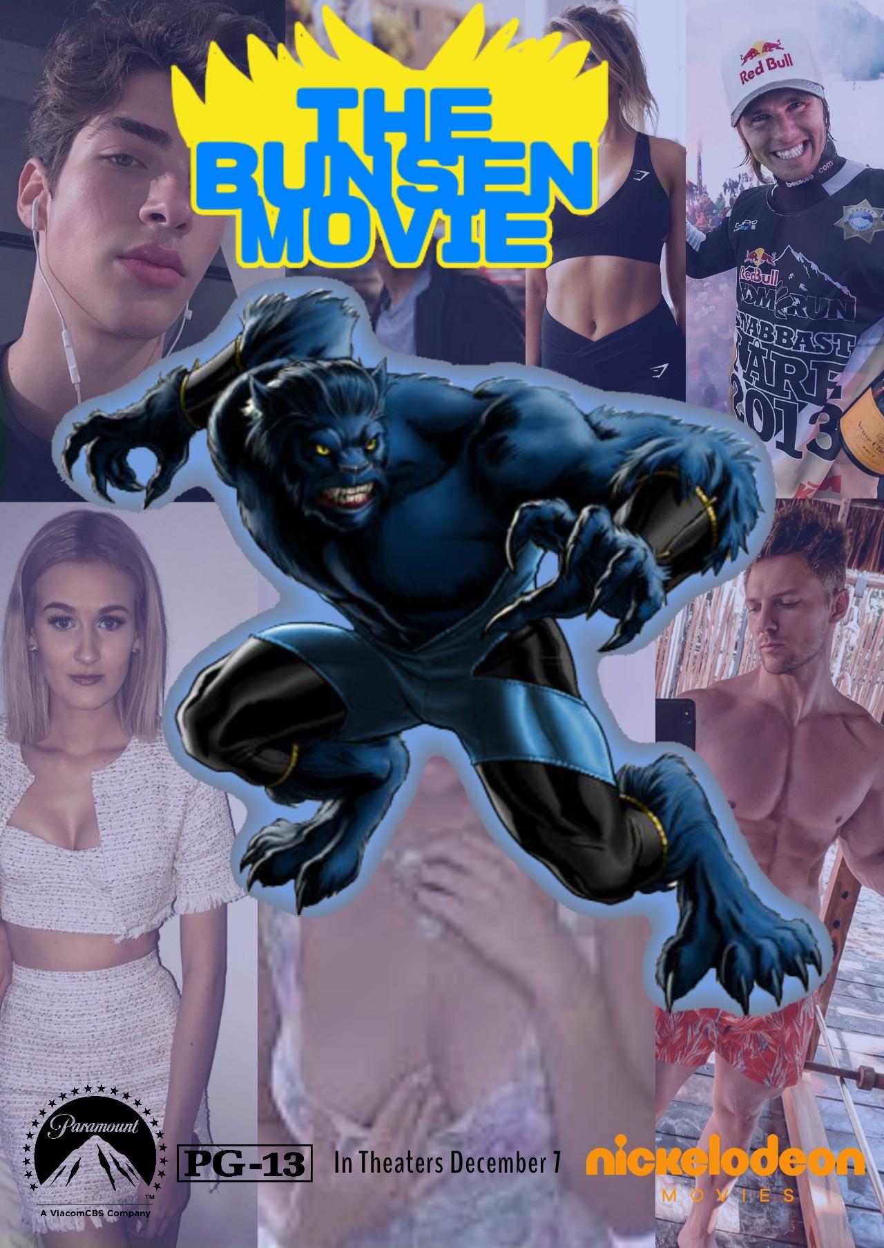 The Bunsen Movie